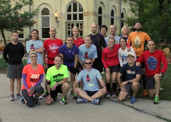 Milwaukee Running Group
