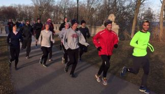 2015-03-23 Monday Run with 17a