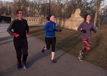 2015-03-23 Monday Run with 17c
