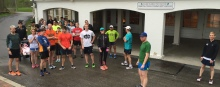 Milwaukee Running Club Spring Schedule 2017