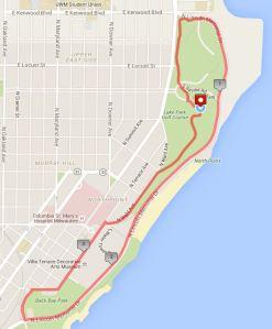 Milwaukee Running Club Group - Run to Colectivo - 4 miles