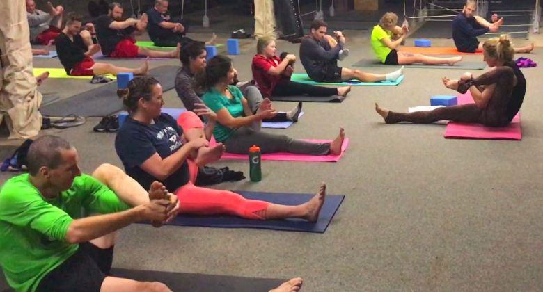 Yoga for Runner - Milwaukee Running Group